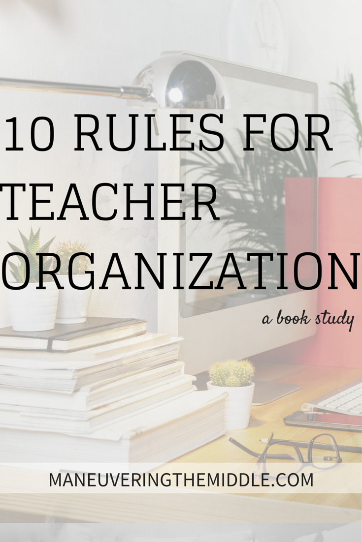 10+rules+for+teacher+organization