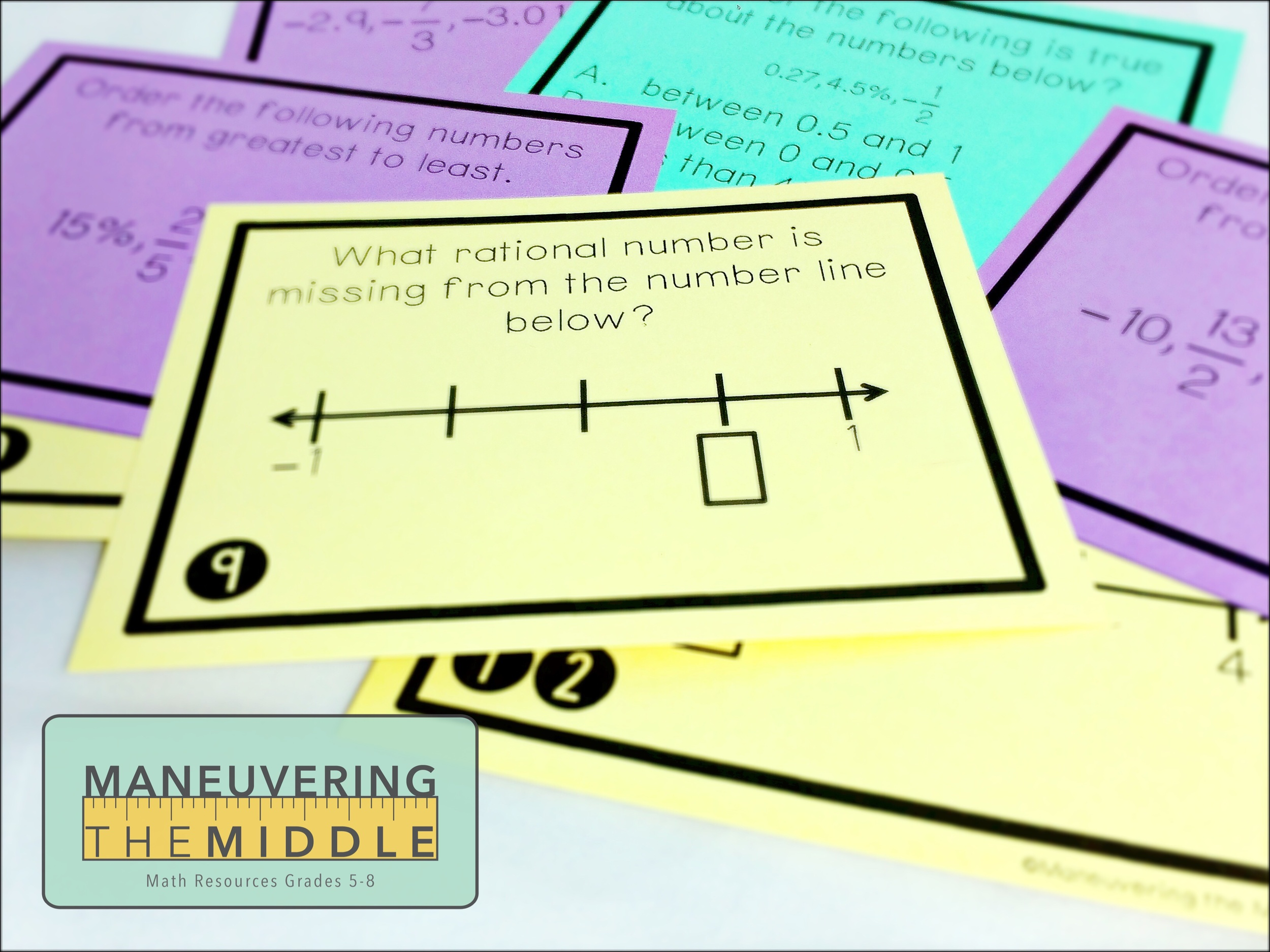 Ordering+Rational+Numbers