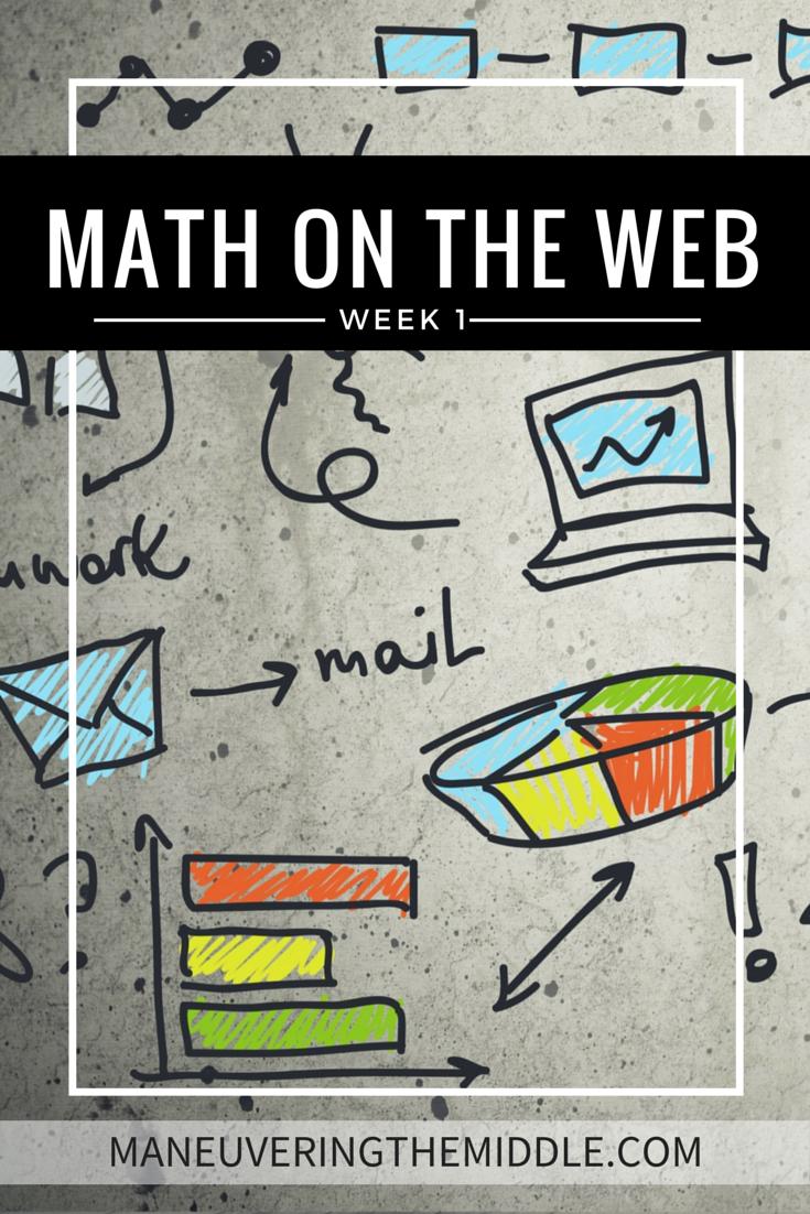 Math+on+the+Web+Week+1