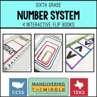 Number System Interactive Notebook