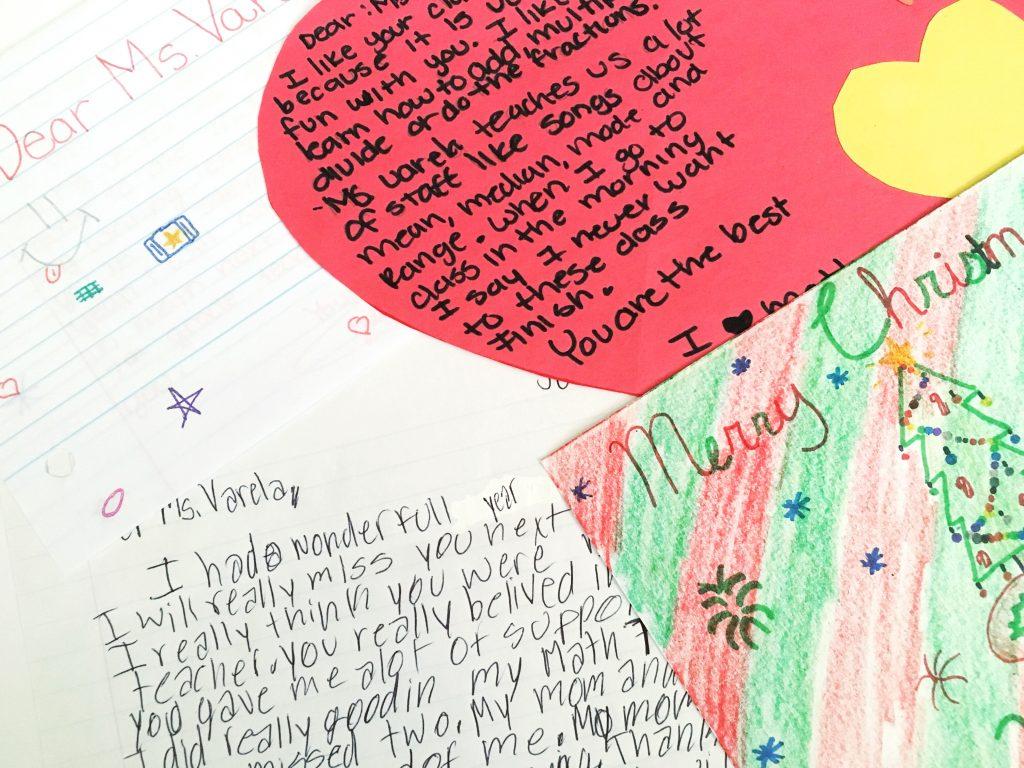 Heartfelt words on teacher appreciation from a parent's perspective. | maneuveringthemiddle.com