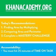 Save time and energy by using Khan Academy to simplify your day - 7 ways to implement Khan Academy as a resource for students and math teachers. | maneuveringthemiddle.com