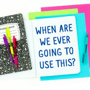 4 Ways to Make Math Relevant