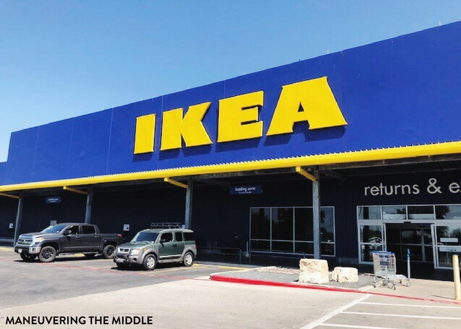 Add these classroom supplies from Ikea to your shopping list! Get your classroom organized and decorated for this school year with this helpful list. Amazon links are provided if you don't live near an Ikea. | maneuveringthemiddle.com