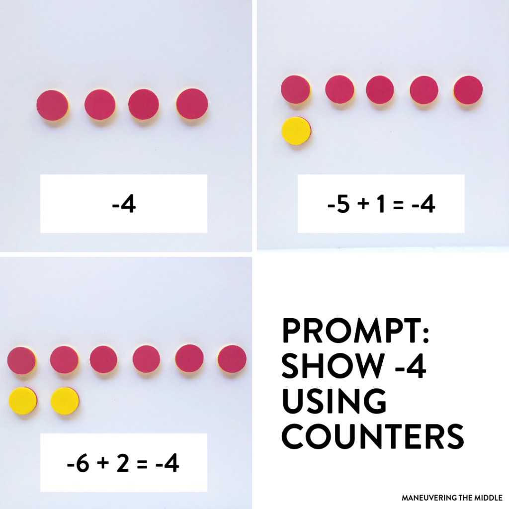 Are you eager for students in your classroom to conceptually understand integers and master the skills required for integer operations?  | maneueveringthemiddle.com