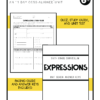 Expressions Unit 4