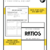ratios and proportions unit 4