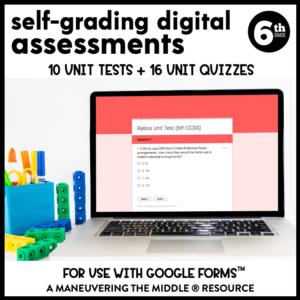 Digital Unit Quiz