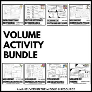 Volume Activities