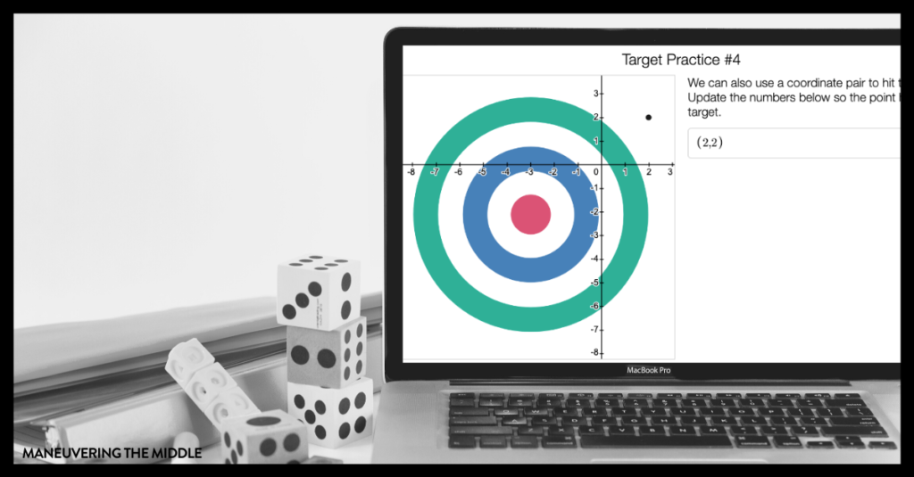 Desmos is a great tool to support remote learning! We've rounded up 12 Desmos activities for middle school classrooms on the blog!   maneuveringthemiddle.com