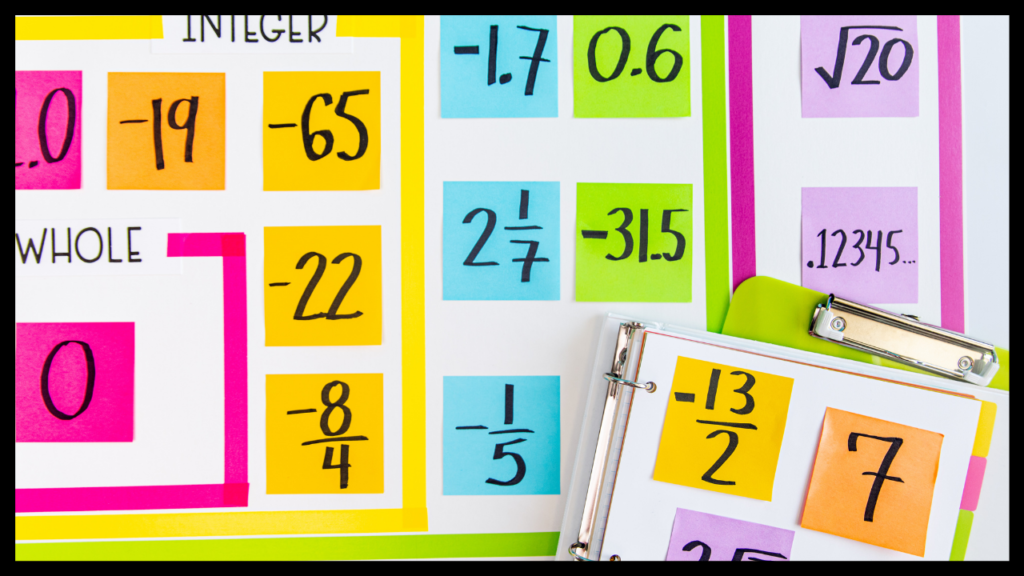 The classifying numbers in the real number system can be an engaging skill! Check out these 4 strategies for teaching the real number system this fall. | maneuveringthemiddle.com